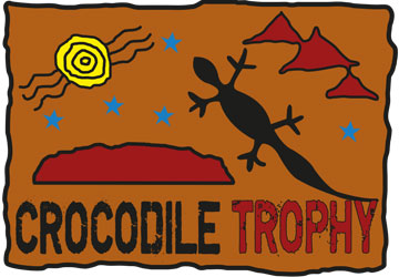 Logo Crocodile Trophy