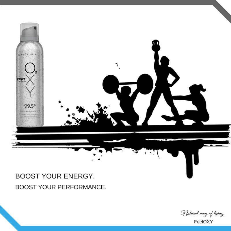 Boost your energy.