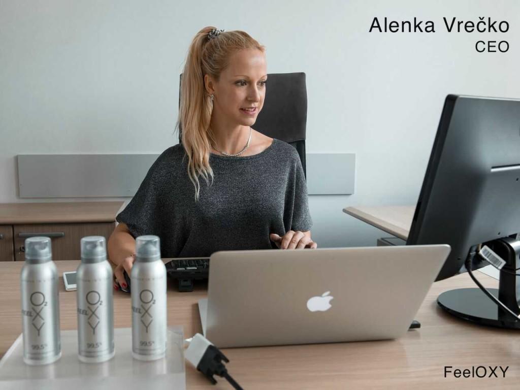 work Alenka