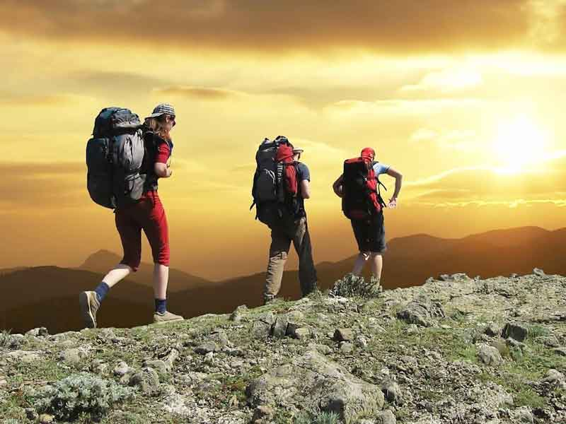 Hikers and Trekkers