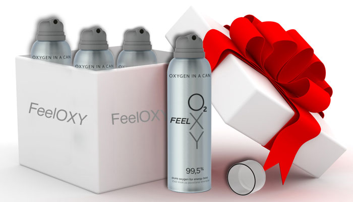 Feel oxy gift pack